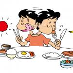 血圧はしっかりコントロールできていても、乱れた食生活を3、4日続けると上昇する